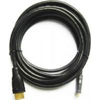 Кабель Gembird HDMI to HDMI V.1.4, вилка/вилка-C (mini) 3 м (CC-HDMI4C-10) Black