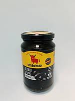 Маслины El Toro Rojo без косточки, 340/160 грамм