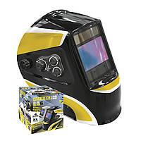 Сварочная маска GYS LCD ERGOTECH 5-9/9-13 BLACK