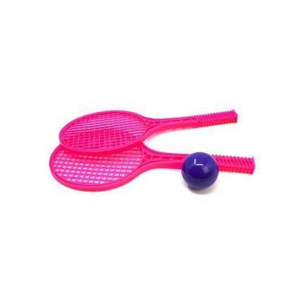 Набір для тенісу дитячий Бамсик, мікс кольорів, 325, фото 2