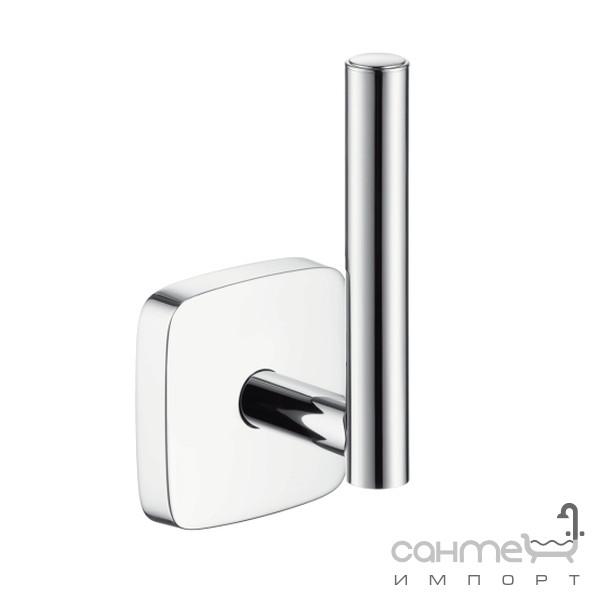 Аксессуары для ванной комнаты Hansgrohe Держатель для запасного рулона туалетной бумаги Hansgrohe PuraVida