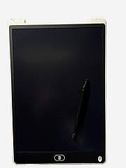 Графический планшет LCD Writing Tablet 12 дюймов Планшет для рисования White HbP050392, КОД: 1209487