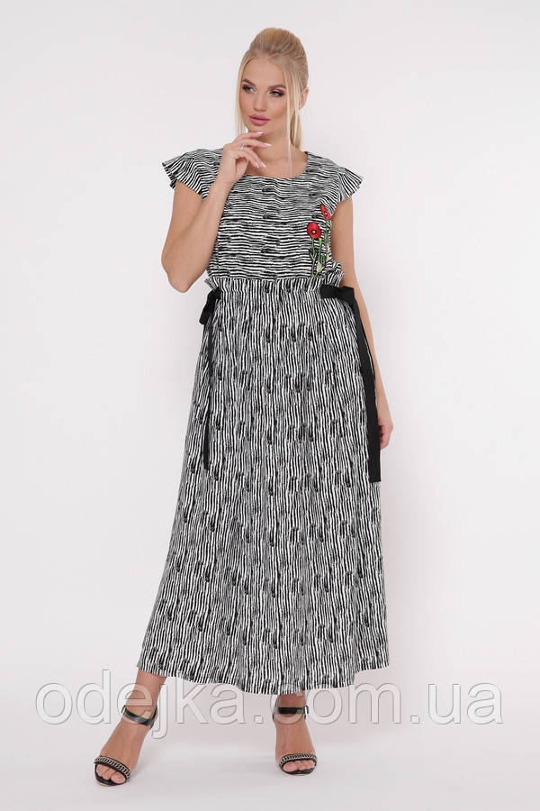 Сукня Афродіта зебра