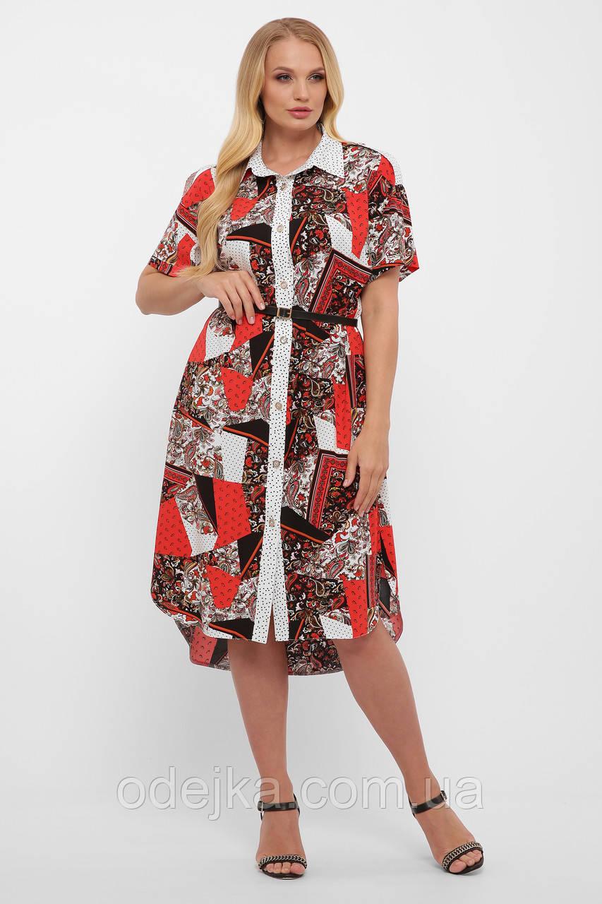 Сукня-сорочка жіноча Саманта