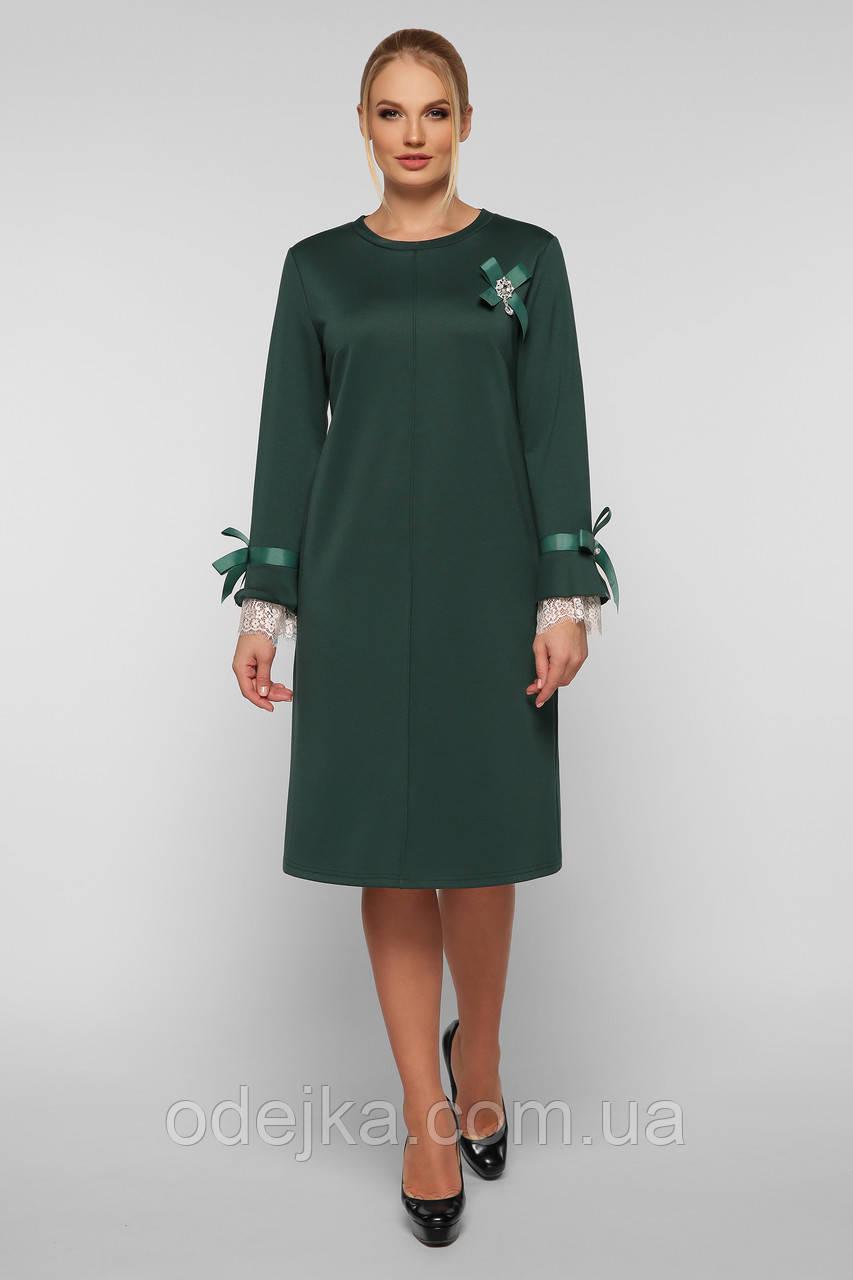 Ошатне плаття Майя смарагд