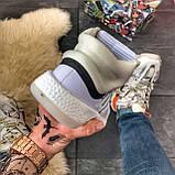 Мужские зимние кроссовки Adidas Marquee Boost Grey, мужские кроссовки адидас марки буст (41 размер в наличии), фото 2