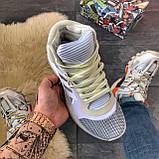 Мужские зимние кроссовки Adidas Marquee Boost Grey, мужские кроссовки адидас марки буст (41 размер в наличии), фото 7