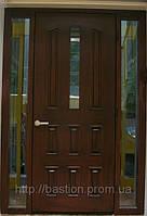 Двери входные металлические серия «Престиж стекло»