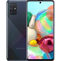 Мобильный телефон Samsung SM-A715FZ (Galaxy A71 6/128Gb) Black (SM-A715FZKUSEK)
