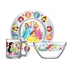 Набор детский Disney Принцессы Дисней 18с2055