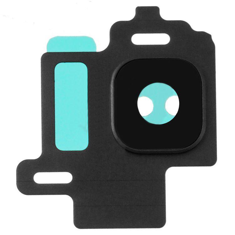 Стекло камеры Samsung Galaxy S8 G950F / G950FD Midnight Black