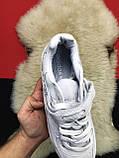 Мужские кроссовки Adidas Forum Mid Full White, мужские кроссовки адидас форум, фото 8