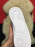 Мужские кроссовки Adidas Forum Mid Full White, мужские кроссовки адидас форум, фото 10