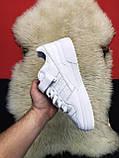 Мужские кроссовки Adidas Forum Mid Full White, мужские кроссовки адидас форум, фото 3