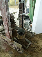 Изготовление буронабивных свай диаметром 300мм