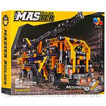 Конструктор 465 деталей M23002
