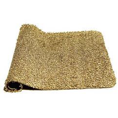 Придверный супервпитывающий коврик Clean Step Mat 70x45см Бежевый 56tg6, КОД: 1371131