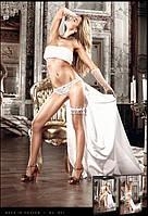 Трусики White Lace Panties, S/М, М/L