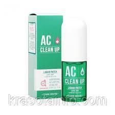 Жидкий патч для проблемной кожи AC Clean up Liquid Patch Etude House, 5 мл