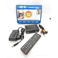Цифровая приставка Т2 DC700HD , Тюнер Т2, Ресивер Т2, 2 USB выхода, You Tube,Megogo,IPTV