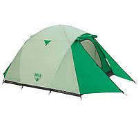Палатка туристическая 3-х местная Pavillo Cultiva Bestway 68046