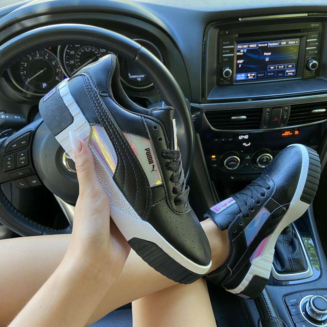 Женские кроссовки Puma Cali Glow, женские кроссовки пума кали