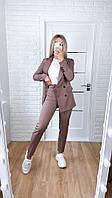 Костюм жіночий брюки і піджак