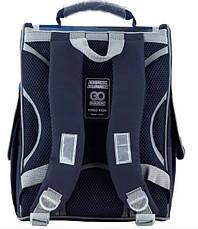Рюкзак для мальчика школьный ортопедический каркасный Kite Adventure GO20-5001S-16, фото 3