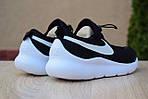Женские кроссовки Nike Air Max Tavas (черно-белые) 2830, фото 3