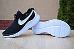 Женские кроссовки Nike Air Max Tavas (черно-белые) 2830, фото 2
