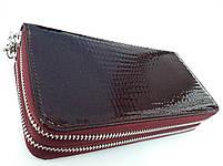 Женский кожаный кошелек Balisa В103-571 бордо Лаковые кошельки Balisa оптом, фото 2
