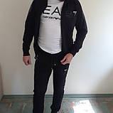 Мужской спортивный костюм-тройка, фото 2