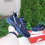 Женские кроссовки Nike Zoom (черно-зеленые) 20166, фото 9