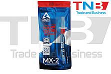 Теплопроводная паста (термопаста) ARCTIC COOLING MX-2 шприц - 4грамма