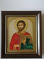 Икона Св. Мч. Евгений