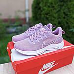 Жіночі кросівки Nike Zoom (бузкові) 20168, фото 7