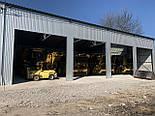 Ангар Двускат 24х60 навес, фермы, цех, здание, помещение, склад, сто, фото 9