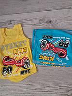 Майка трусики для хлопчика Street King 86-92-98-104-110-116-122-128-134-140