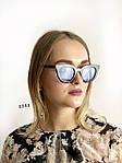 Солнцезащитные очки с синими линзами, фото 2