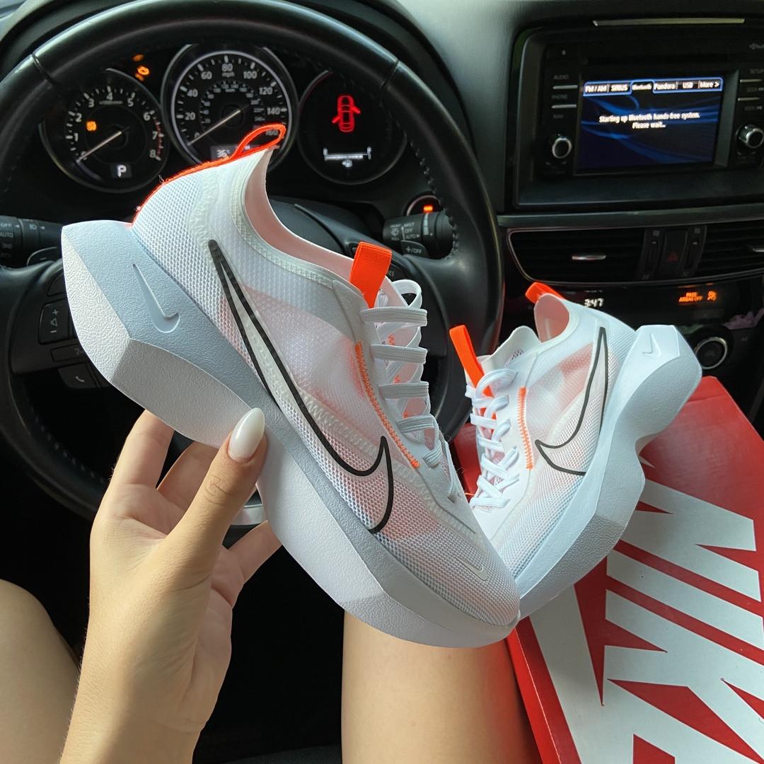 Женские кроссовки Nike Vista White Red, женские кроссовки найк виста