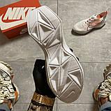 Женские кроссовки Nike Vista White Red, женские кроссовки найк виста, фото 8