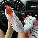 Женские кроссовки Nike Vista White Red, женские кроссовки найк виста, фото 2