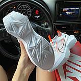 Женские кроссовки Nike Vista White Red, женские кроссовки найк виста, фото 4