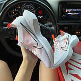 Женские кроссовки Nike Vista White Red, женские кроссовки найк виста, фото 3