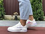Женские кроссовки Puma Cali Bold (белые хамелеоны) 9634, фото 4