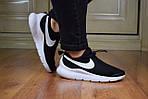 Женские кроссовки Nike Air Max Tavas (черно-белые) 2830, фото 9