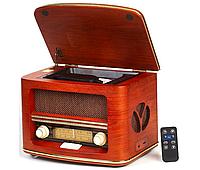 Радиоприемник ретро с пультом д/у Camry CR 1109 CD/MP3 USB