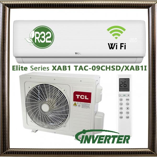 Кондиционер TCL Elite Series XAB1 TAC-09CHSD/XAB1I Inverter R32 WI-FI Ready