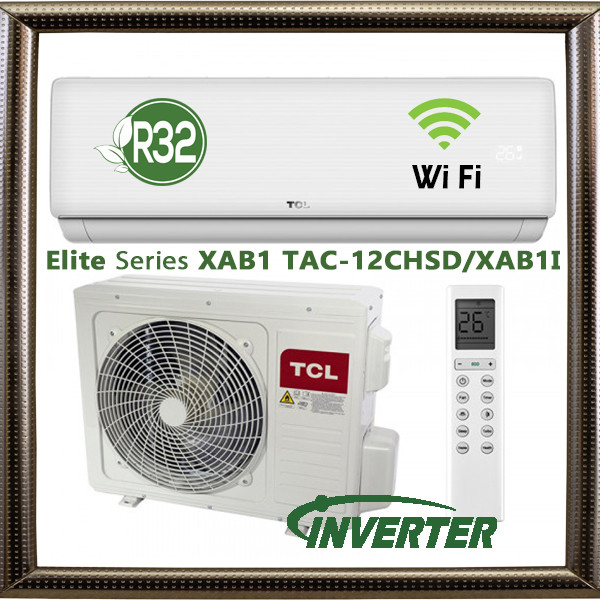 Кондиционер TCL Elite Series XAB1 TAC-12CHSD/XAB1I Inverter R32 WI-FI Ready