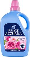 Ополаскиватель для стирки Felce Azzurra Rosa Fiori Di Loto 3 л 45 стир